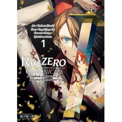 RE : ZERO CHRONICLES - LA BALLADE AMOUREUSE DE LA LAME DEMONIAQUE T01