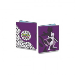 PORTFOLIO MEWTWO POKEMON 9 CASES