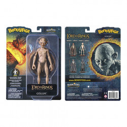 GOLLUM LORD OF THE RING BENDABLE FIGURE 17 CM