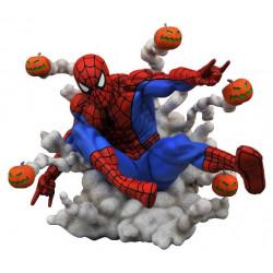 SPIDER-MAN MARVEL GALLERY PUMPKIN BOMB PVC STATUE
