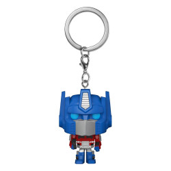 OPTIMUS PRIME TRANSFORMERS PORTE-CLES POCKET POP! VINYL 4 CM