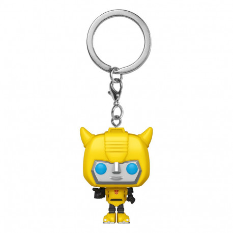 BUMBLEBEE TRANSFORMERS PORTE-CLES POCKET POP! VINYL 4 CM