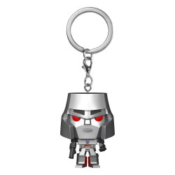 MEGATRON TRANSFORMERSN PORTE-CLES POCKET POP! VINYL 4 CM