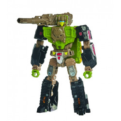 HEAD MASTER TRANSFORMERS GENERATIONS DELUXE RETRO HEADMASTERS 2021 FIGURINE 14 CM