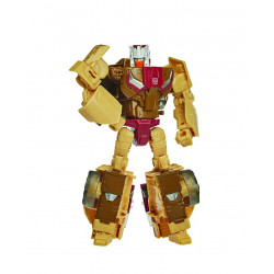 CHROMEDOME TRANSFORMERS GENERATIONS DELUXE RETRO HEADMASTERS 2021 FIGURINE 14 CM