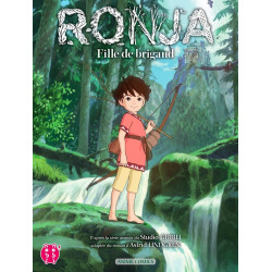 RONJA, FILLE DE BRIGAND - ANIME COMICS