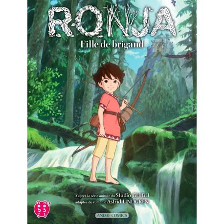 RONJA, FILLE DE BRIGAND - ANIME COMICS