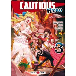 CAUTIOUS HERO - T03 - CAUTIOUS HERO - VOL. 03