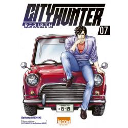 CITY HUNTER REBIRTH T07 - VOL07