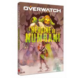 OVERWATCH - L'HEROINE DE NUMBANI
