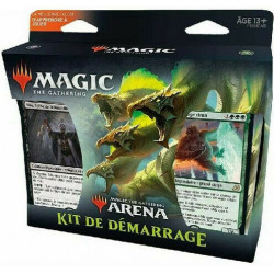 MAGIC THE GATHERING KIT DE DEMARRAGE MTG ARENA FRANCAIS
