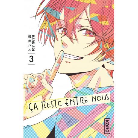 CA RESTE ENTRE NOUS - TOME 3