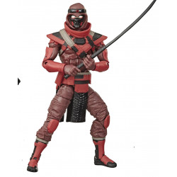 GI JOE CLASSIFIED SERIES 6IN RED NINJA ACTION FIGURE 15 CM