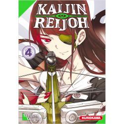 KAIJIN REIJOH - TOME 4 - VOL04