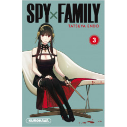 SPY X FAMILY - TOME 3 - VOL03