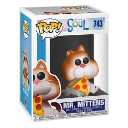 SOUL POP! DISNEY VINYL FIGURINE MR. MITTENS