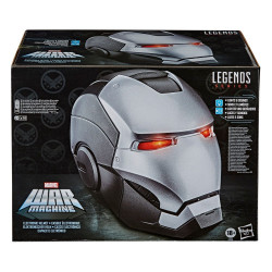 MARVEL LEGENDS SERIES CASQUE ELECTRONIQUE WAR MACHINE