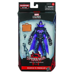 PROWLER SPIDER-MAN INTO SPIDER-VERSE MARVEL LEGENDS ACTION FIGURE