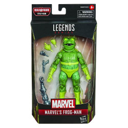 FORG-MAN SPIDER-MAN MARVEL LEGENDS ACTION FIGURE