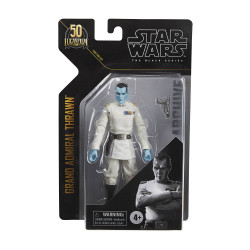 GRAND ADMIRAL THRAWN STAR WARS BLACK ARCHIVES 6IN ACTION FIGURE 15 CM