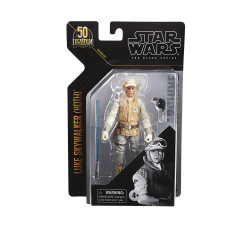 LUKE HOTH STAR WARS BLACK ARCHIVES 6IN ACTION FIGURE 15 CM