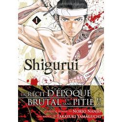 SHIGURUI TOME 1