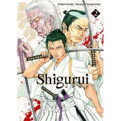 SHIGURUI TOME 2