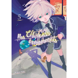 NOS C(H)OEURS EVANESCENTS TOME 5