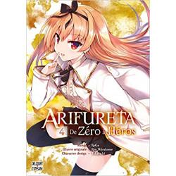 ARIFURETA DE ZERO A HEROS T04