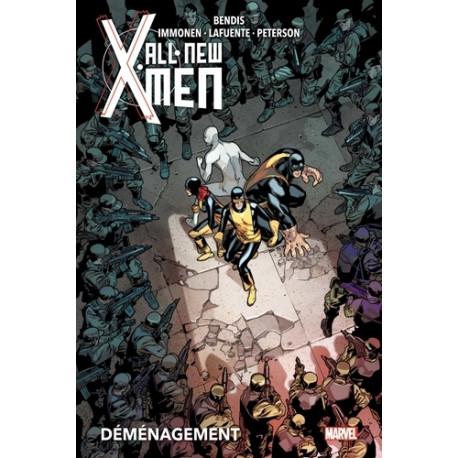 ALL-NEW X-MEN T02: DEMENAGEMENT