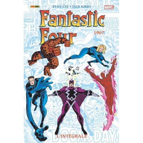 FANTASTIC FOUR : L'INTEGRALE 1967 (NOUVELLE EDITION)