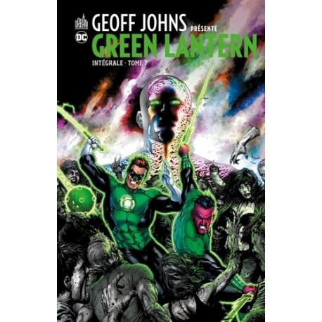GEOFF JOHNS PRESENTE GREEN LANTERN INTEGRALE TOME 7