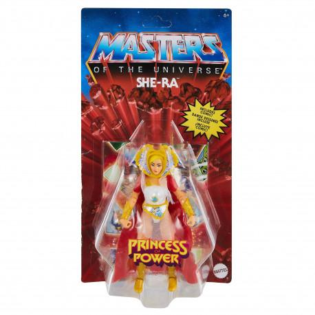 SHE-RA MASTERS OF THE UNIVERSE ORIGINS 2021 FIGURINE 14 CM