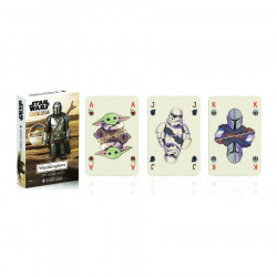 THE MANDALORIAN STAR WARS PLAYING CARDS