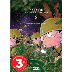 PELELIU, GUERNICA OF PARADISE TOME 2 EDITION SPECIALE