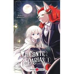LE CONTE DES PARIAS T01