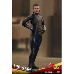 ANT-MAN & THE WASP FIGURINE MOVIE MASTERPIECE 1/6 THE WASP