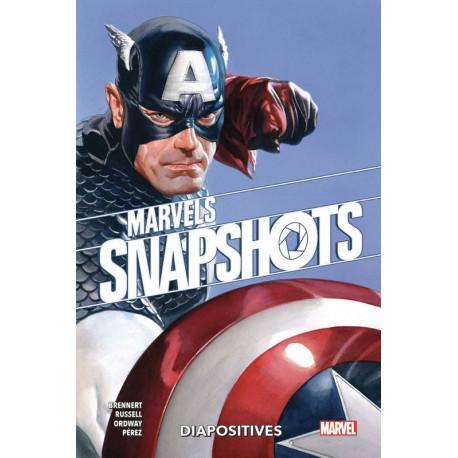 MARVELS SNAPSHOTS T01: DIAPOSITIVES
