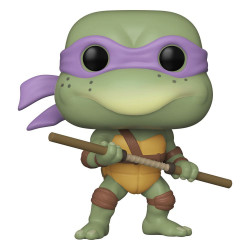 DONATELLO LES TORTUES NINJA POP! TELEVISION VINYL FIGURINE 9 CM