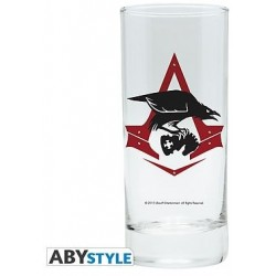 BIRD AND CREST ASSASSIN S CREED GLASS