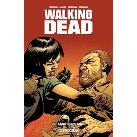 WALKING DEAD T25