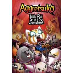 AGGRESTSUKO HC VOL 3 LITTLE REI OF SUNSHINE