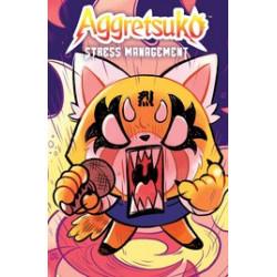 AGGRETSUKO HC VOL 2 STRESS MANAGEMENT
