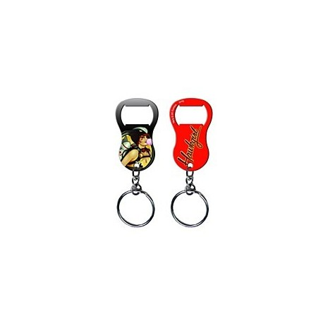 hawkgirl dc comics bombshells keychain bottle opener album comics. Black Bedroom Furniture Sets. Home Design Ideas