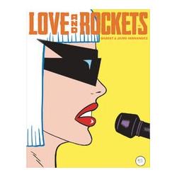 LOVE ROCKETS MAGAZINE 7