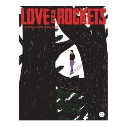 LOVE ROCKETS MAGAZINE 8
