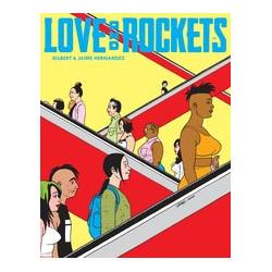 LOVE ROCKETS MAGAZINE 9