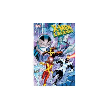 X-MEN LEGENDS 3