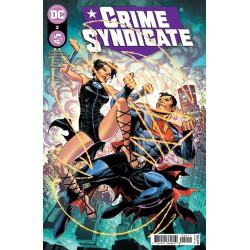 CRIME SYNDICATE 2 CVR A JIM CHEUNG