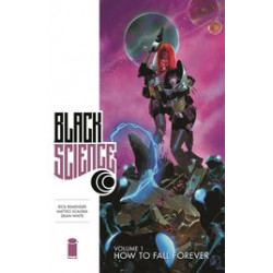 BLACK SCIENCE TP VOL 1 HOW TO FALL FOREVER